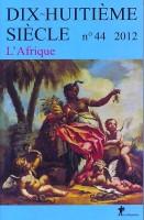 Revue Dix-Huitième siècle numéro 44