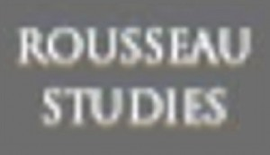 Logo Rousseau Studies